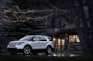 Ford Explorer Social Media Optimization Facebook Success