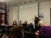 City Data and Social Media Panel via #SMWChicago 2013