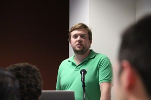 Justin McNally - Chicago JavaScript Meetup