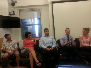 Chicago Cloudcamp HIPAA Healthcare Panel