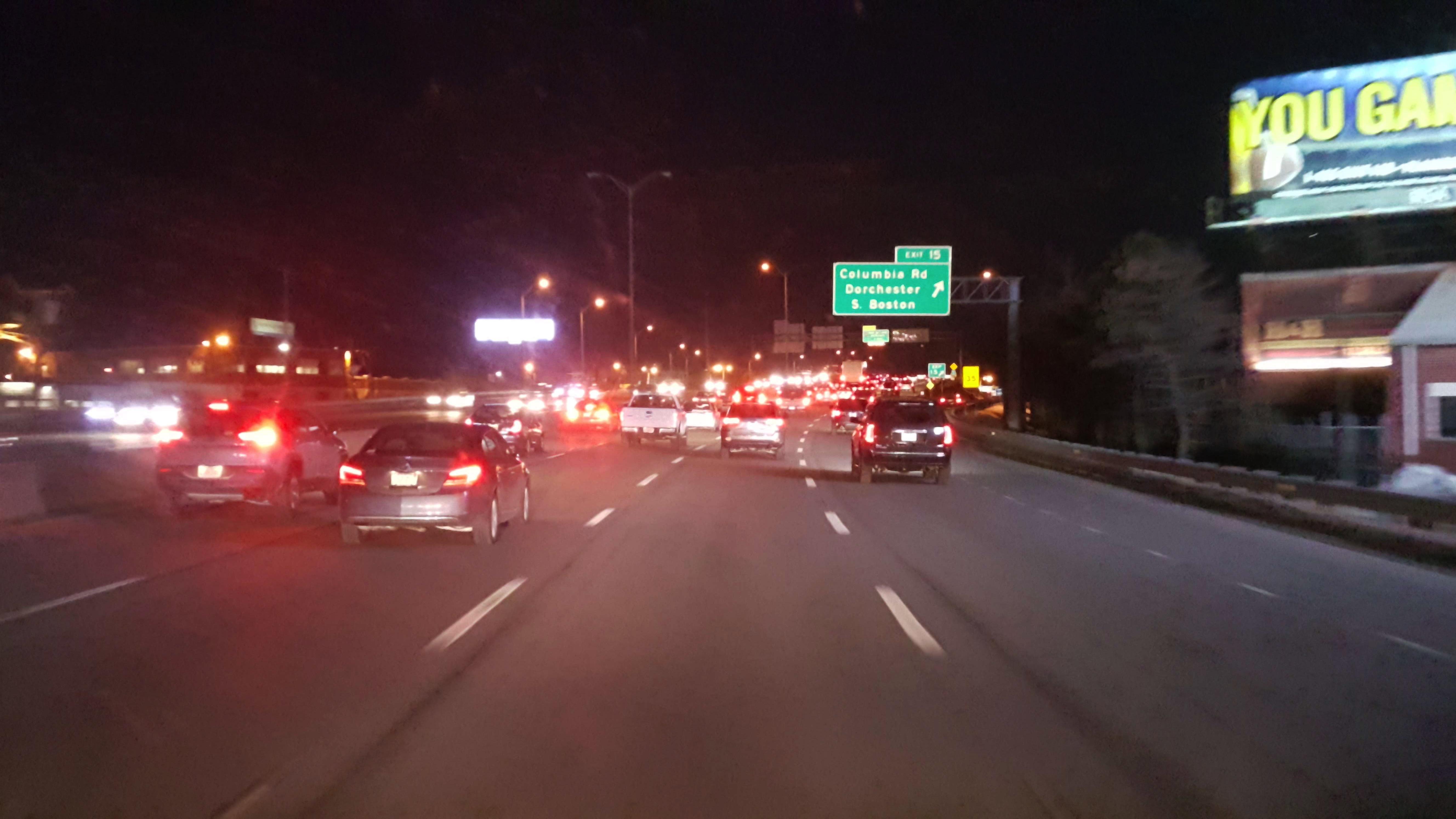 Boston Traffic - Zimana Digital Analytics Blog