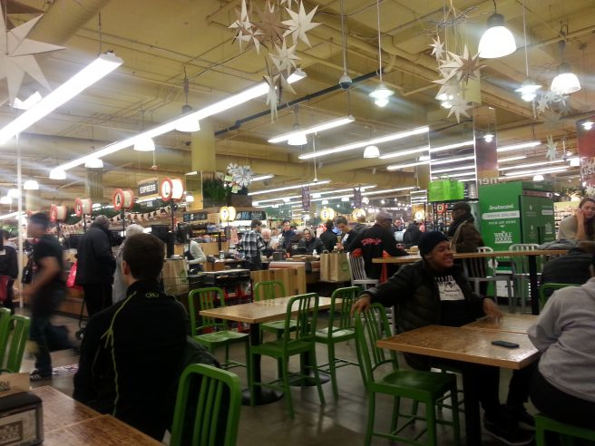 Whole Food Markets Chicago